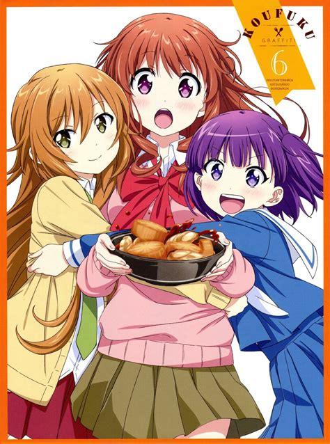 rekomendasi anime terbaik tentang memasak  bikin lapar