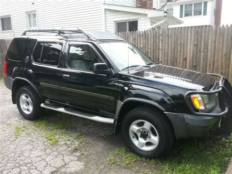 2001 nissan xterra se purchase used 2001 nissan xterra se sport utility 4 door 3 3l in stamford connecticut united