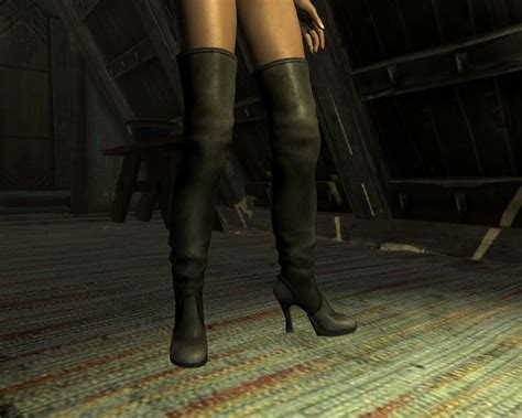 hdt high heel dll new skyrim charming high heels unp high heels