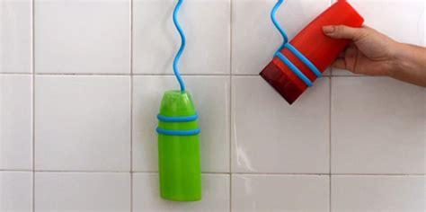 porta sapone doccia portasapone doccia bungee bath designbuzz it