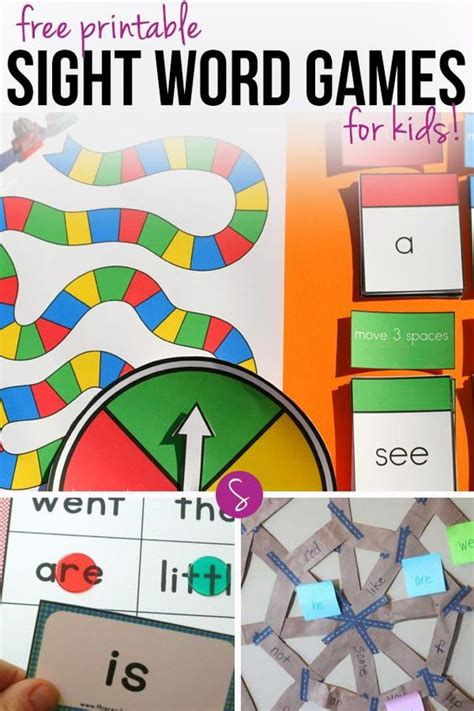 printable word games for grade 6 free printable sight word games for first grade 8 best