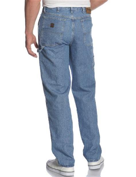 wrangler rugged wear carpenter wrangler s rugged wear carpenter jean shopping united states