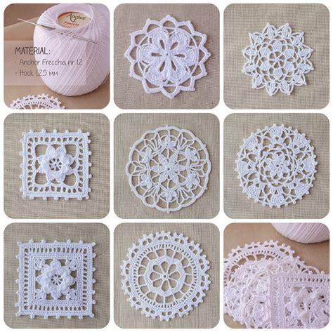 piastrelle crochet schemi schemi per mattonelle a uncinetto cucito creativo crochet