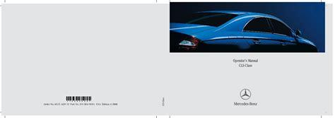 hayes auto repair manual 2008 mercedes benz cls class parking system 2008 mercedes benz cls550 cls63 amg w219 owners manual