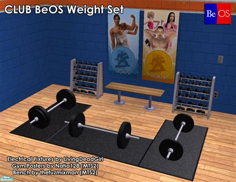 weight room set beosboxboy s weight room set