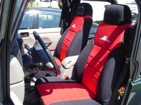 2004 Jeep Wrangler Seat Covers Okole Seat Covers Rubicon Owners Forum