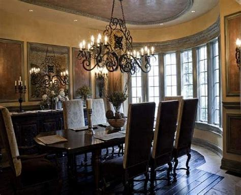 selecting the right chandelier to bring dining room to