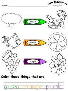 colors worksheet raising creative children 187 post topic lesson plans for