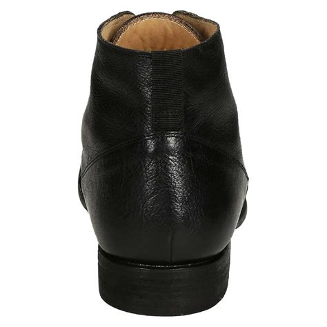mens black cap toe boots black leather plain cap toe s dress boots