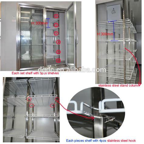 glass door walk in cooler shelf walk in cooler display cooler room for supermarkets