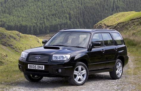forester subaru subaru forester estate review 2002 2008 parkers