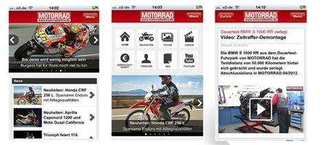 Motorrad Magazin App by Motorrad App Motorrad News