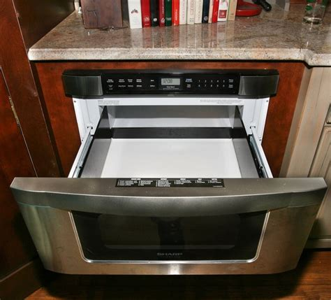 top loading microwave drawer doesn t use cabinet