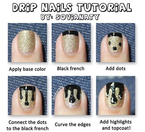 Nail Ideas For Beginners by Diy Nail Designs Simple And Easy Teal Nail Ideas For
