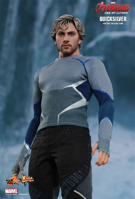 quicksilver movie rights hot toys avengers age of ultron quicksilver 1 6th