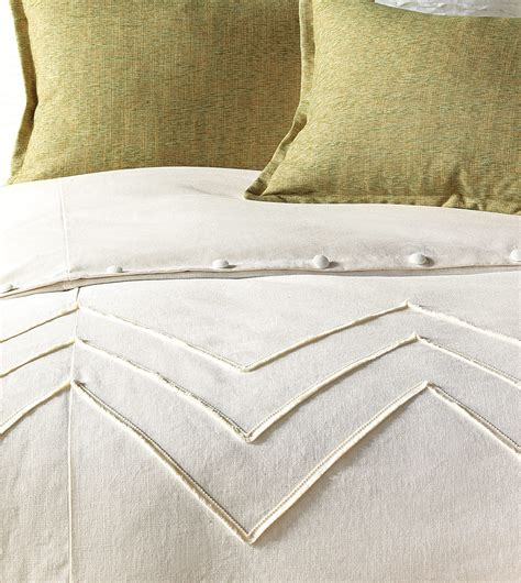 Comforter Covers by Niche Luxury Bedding By Eastern Accents Filly White Duvet Cover