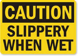 Future Turn On The Lights Download Caution Slippery When Wet Sign
