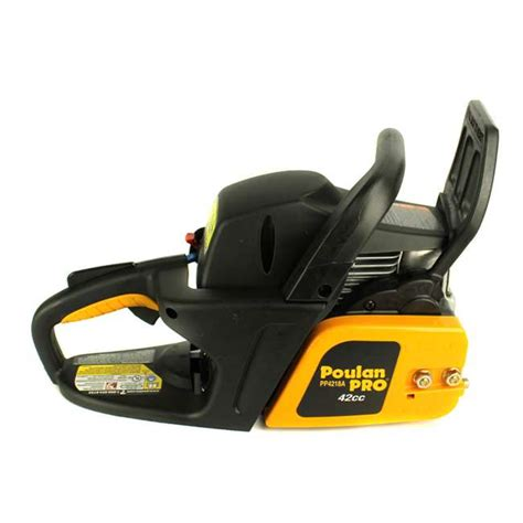 Poulan Pro 18 Quot 42cc Gas Chainsaw Refurbished Pp4218a