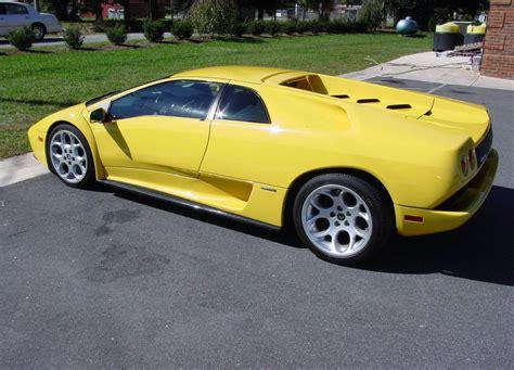 1993 Lamborghini Diablo Vt 1993 2001 Lamborghini Diablo Vt Picture 7343 Car