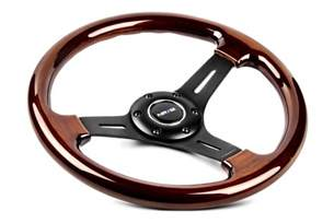 Are Aftermarket Steering Wheels In Wood Steering Wheels Custom Classic Style Carid