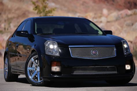 old car manuals online 2007 cadillac cts v electronic throttle control underrated ride of the week 2004 2007 cadillac cts v the autotempest blog