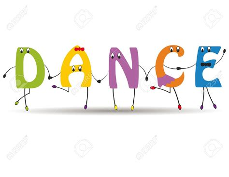 printable dance images dance word clipart
