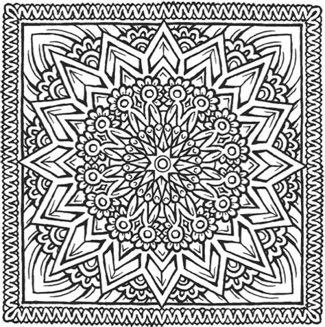 libro square mandalas creative haven mandala coloring books 20 of the best coloring books for adults