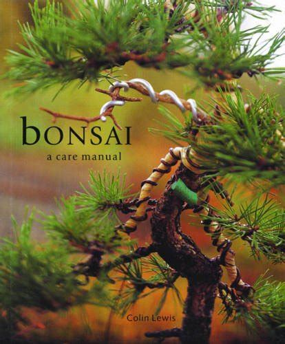 bonsai care manual lewis colin hardback book the cheap fast free post ebay