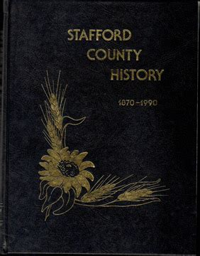 Stafford County Records Stafford County Kansas History 1870 1990 Genealogy