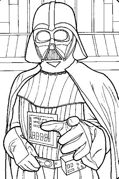 Mewarnai Star Wars: Gif Gambar Animasi & Animasi Bergerak