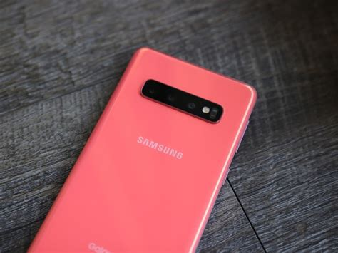 Samsung Galaxy S10 Flamingo Pink by Galaxy S10 Gets A Dedicated Mode With Software Update Android Central