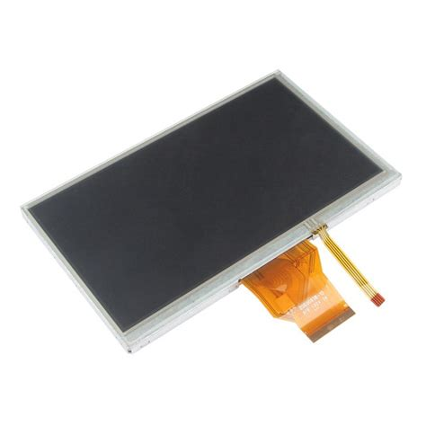 Monitor 7 Inch 7 inch tft lcd monitor for raspberry pi touch screen driver board hdmi vga 2av 3d printing