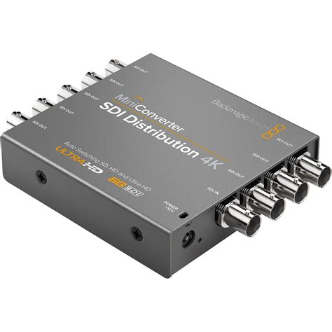 blackmagic design distributor indonesia blackmagic design mini converter sdi distribution 4k