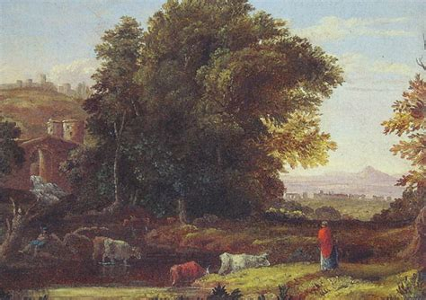 painting reproduction of inness italian landscape
