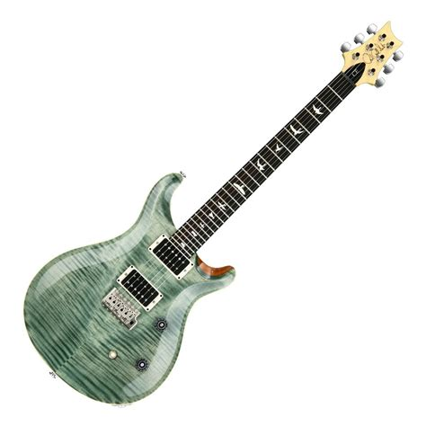 Guitar Electric Prs Belang prs ce24 electric guitar tras green at gear4music