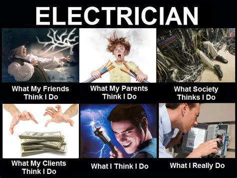 Electrical Memes - 83 best images about electrician humor on pinterest