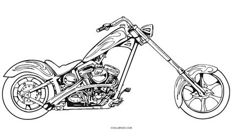 motorcycle coloring pages free printable free printable motorcycle coloring pages for kids cool2bkids