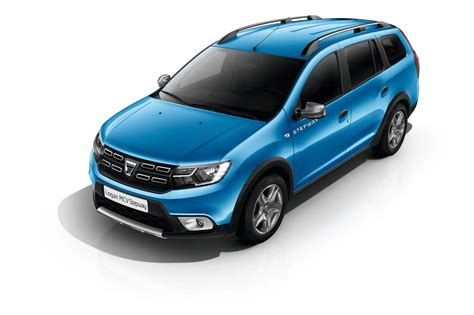 renault logan 2017 now with added chunk dacia lifts lid on logan mcv stepway