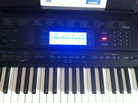 Keyboard Casio Ctk 5000 Casio Ctk 5000 Image 311625 Audiofanzine