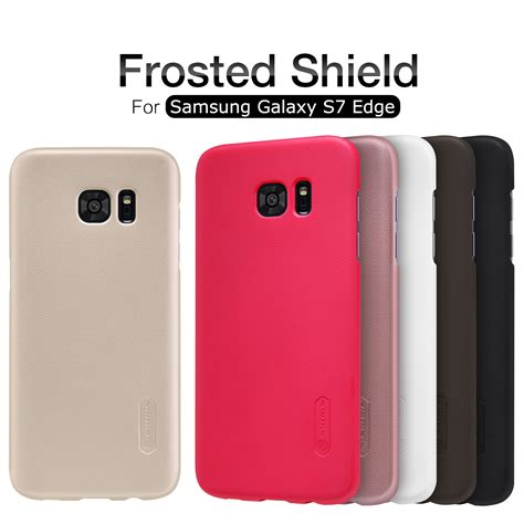 Samsung S7 Edge Iron Speed Casing Cover Hardcase for samsung galaxy s7 edge nillkin pc back cover