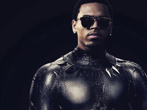 black panther by christopher brown channels his inner black panther alicia keys gives co sign quot i loved the