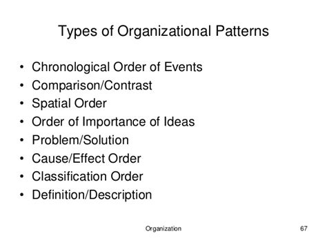 exle of essay using chronological order