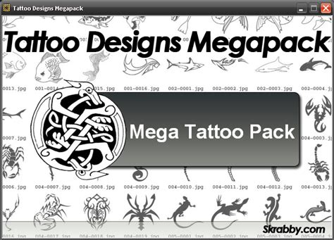 tattoo design program free editing photoshop design software