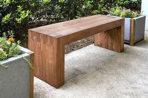 how to build an outdoor bench diy how to make outdoor bench quiet corner