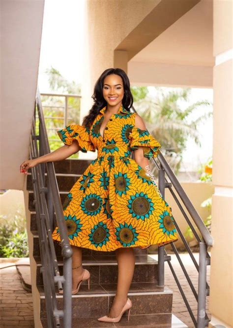 african clothing  women african prints dress  prom