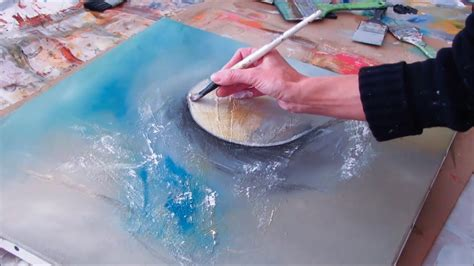 acrylic painting demonstration abstract acrylic painting d 233 monstration peinture