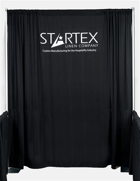 pipe and drape houston exhibits startex linen companystartex linen company