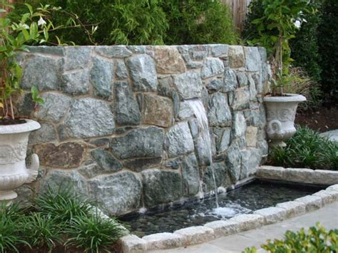 Outdoor Fountains And Waterfalls Full Size Of Outdoor Garden Wall Features