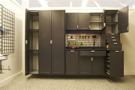how to build garage cabinets built in garage storage cabinets idea railing stairs and